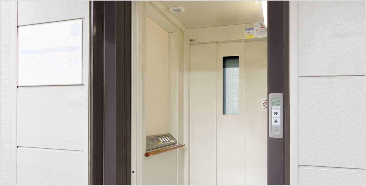 小型エレベーター